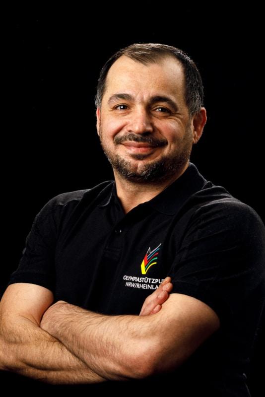 Portrait Sevket Karapinar