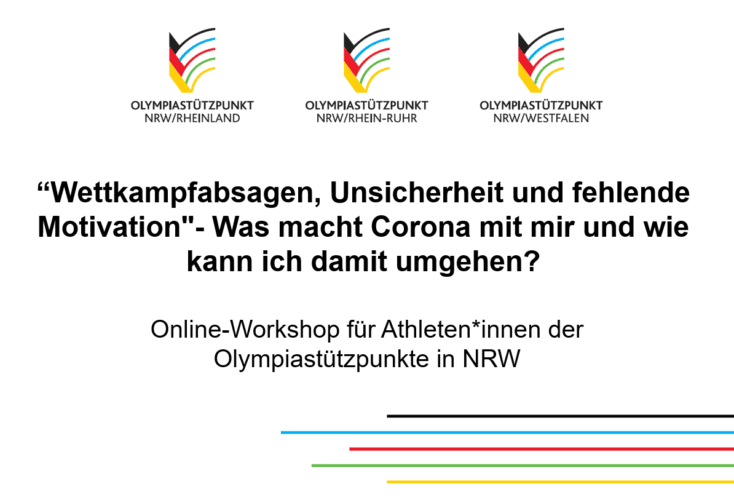 Online-Workshop für Sportler*innen