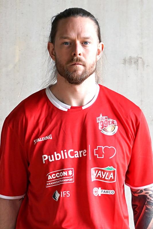 Portrait Joe Bestwick