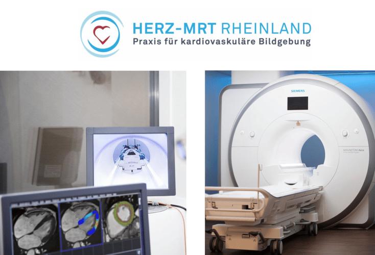 Herz-MRT Rheinland: Neuer Kooperationspartner des Olympiastützpunkts NRW/Rheinland