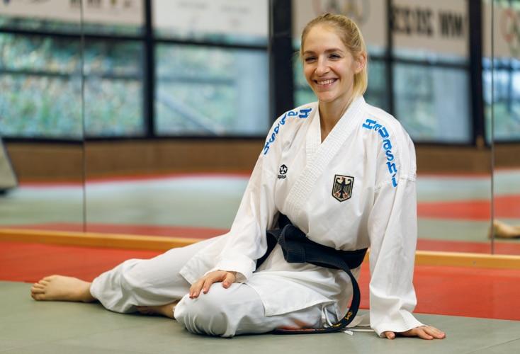 Für Jana Messerschmidt geht der Traum von einer Olympia-Medaille nicht in Erfüllung (Bild: OSP / Peter Eilers)