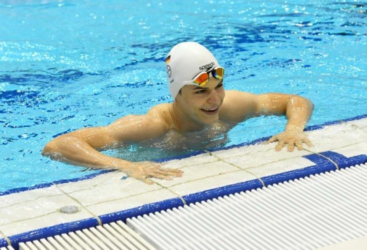 Weltrekord für Taliso Engel (Bild: Ralf Kuckuck)