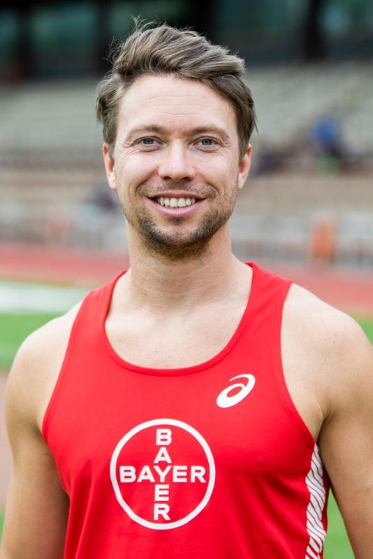 Portrait David Behre