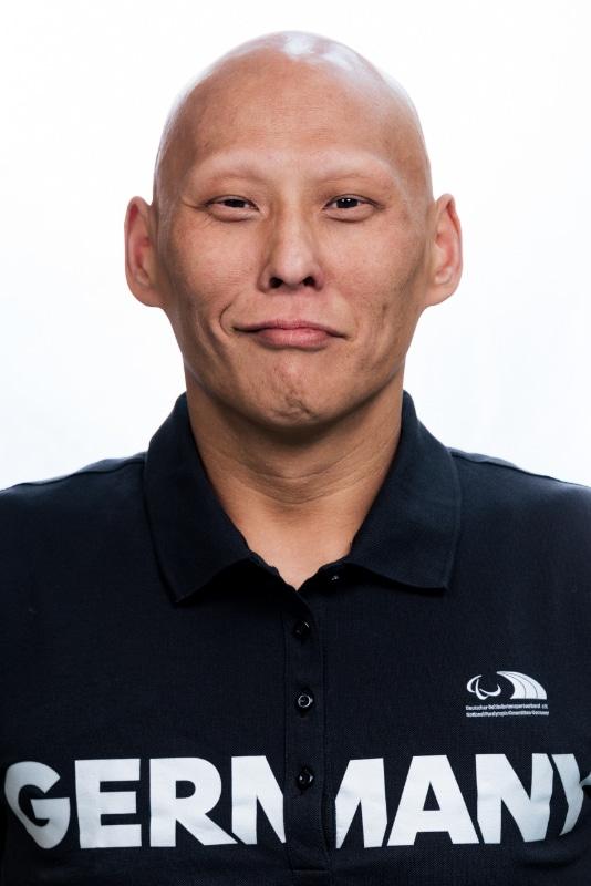 Portrait Young-Chin Mi