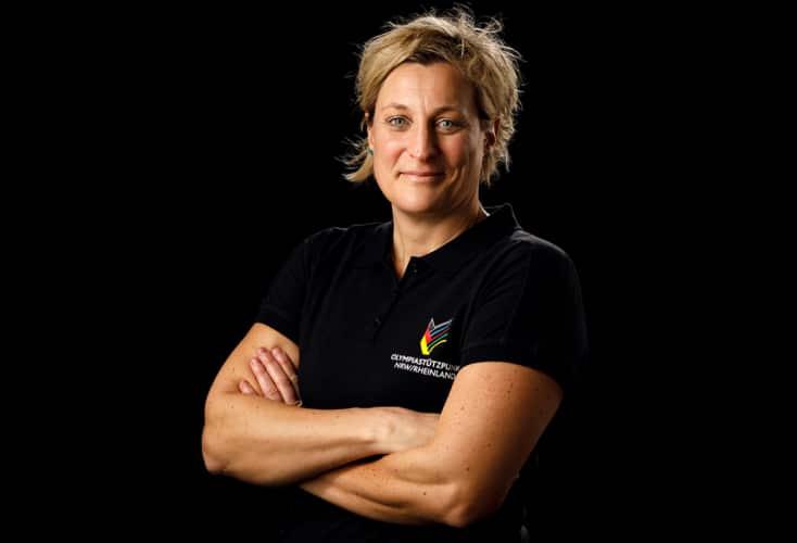 Dr. med. Maren Pachutani wurde in das Olympia-Team berufen (Bild: Peter Eilers)