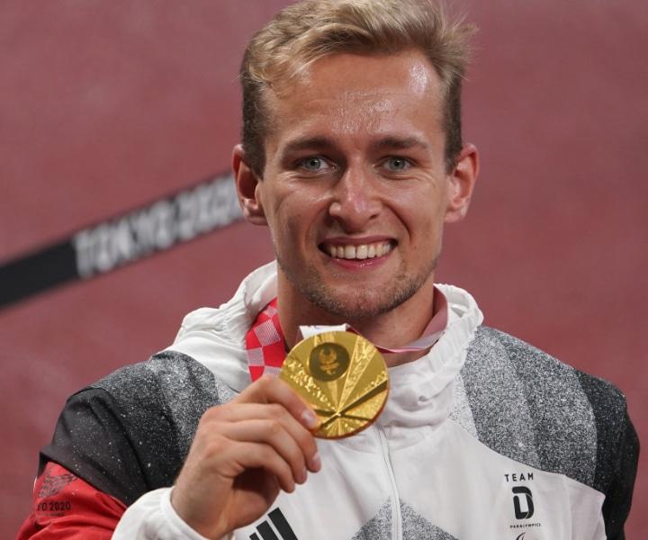 Johannes Floors: Para Leichtathletik / 400m