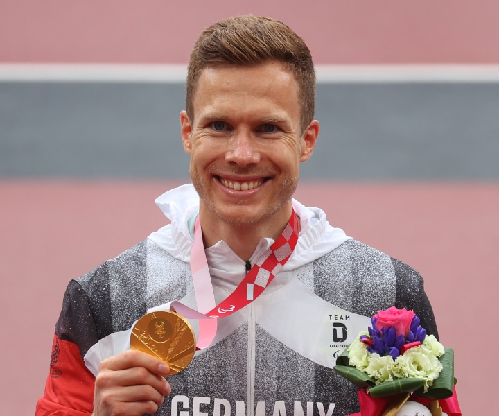 Markus Rehm: Para Leichtathletik / Weitsprung