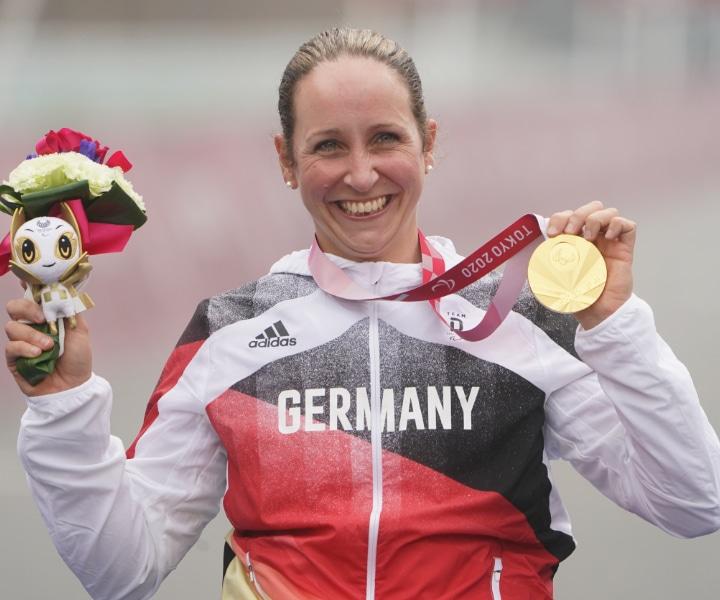Annika Zeyen: Para Radsport / Einzelzeitfahren