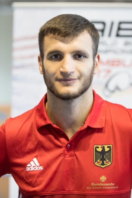 Portrait Ibragim Bazuev