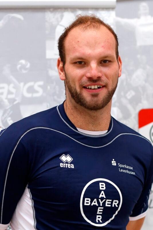 Portrait Dominik Albrecht